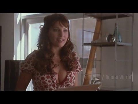 Kelly Brook Scene with Seth Green from the movie The Italian Job (2003)
