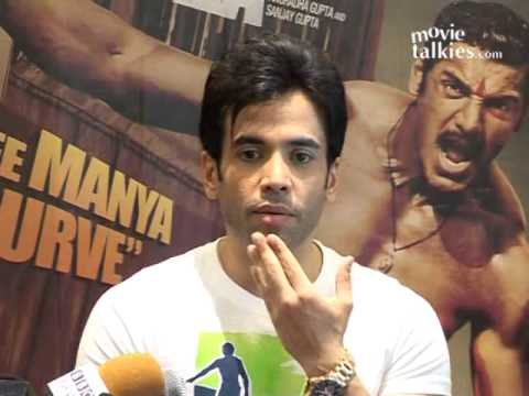 Tusshar Kapoor Talks About His 'Shootout At Wadala' Character