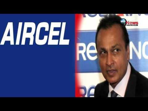 रिलायंस-एयरसेल मर्जर, बातचीत शुरू | Reliance-Aircel Merger: Combined Mobile Business Talks Begin