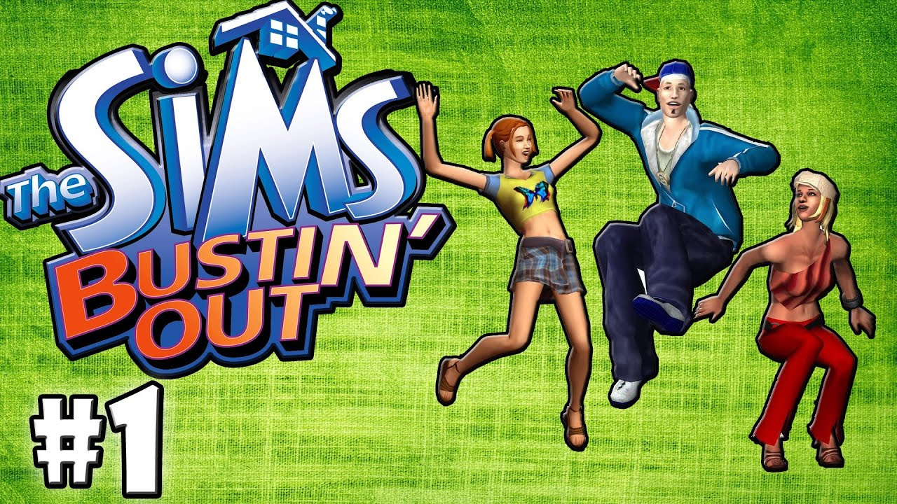 The sims bustin out have sex adult clip