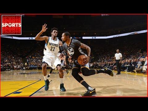 Kevin Durant Sets New Warriors Record