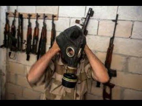 Syria Gas Attack 2014