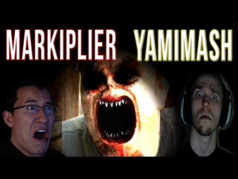 Gmod Horror Maps w/ YAMIMASH! | Death of the Dream 2