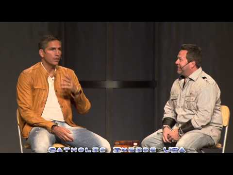 The Passion of The Christ - Jim Caviezel (complete interview).