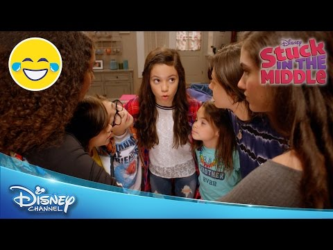 Stuck in the Middle | Operation Confused | Official Disney Channel UK