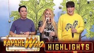 Ethel, MC,and Lassy return as It's Showtime guest hosts | It's Showtime KapareWHO
