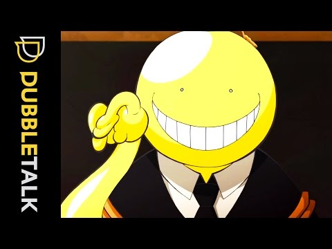 Assassination Classroom Broadcast Dub Clip – Watch In English 2 18! video