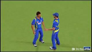 RCB VS MI IPL 2018, FULL MATCH HIGHLIGHTS // Real cricket 18 gameplay //
