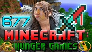 """OMG WHAT AN EPIC END"" Minecraft: Hunger Games w/Bajan Canadian! Game 676"