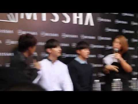 20130324 TVXQ in MISSHA Thailand Fan Meeting @ Digital Gateway Siam Square (Part 6)