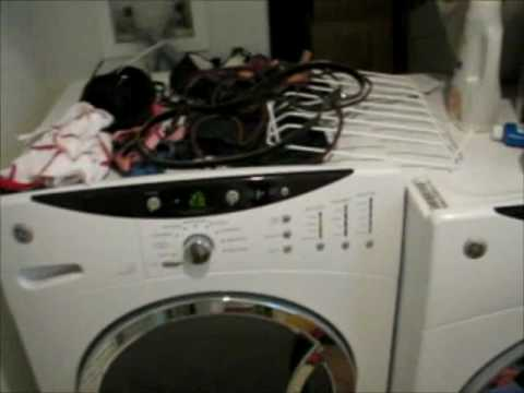 Bad GE Washer