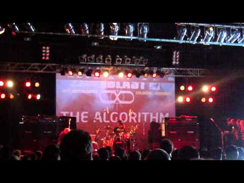 the algorithm - isometry at euroblast 8