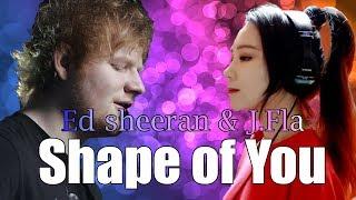 Ed Sheeran J Fla Shape Of You Duet Hq Audio