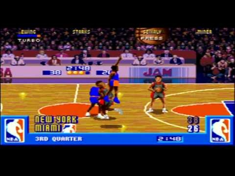 Retro Mondays - NBA Jam Review!