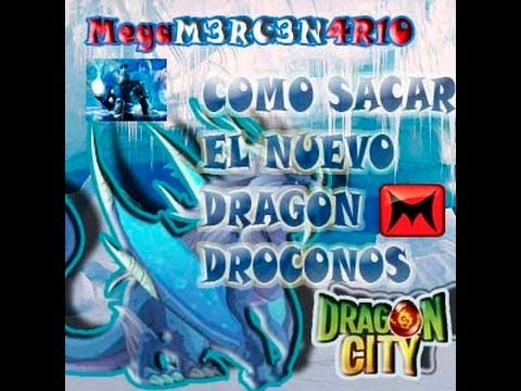 Como sacar el dragon Droconos Dragon city