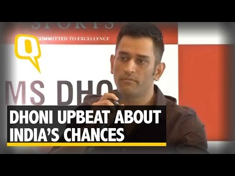The Quint: MS Dhoni Speaks About India's Chances in WI & Life After Cricket