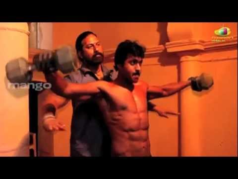 Sunil six pack leaked video - Poola Rangadau