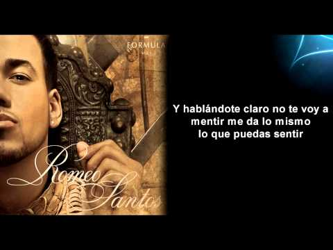 Rival - Romeo Santos Ft. Marion Domn Letra / Formula Vol.1 (2011) HD
