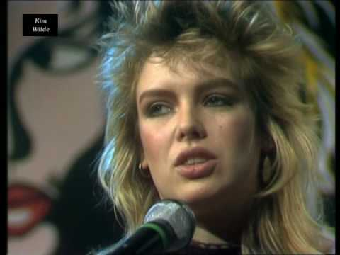 Kim Wilde - Cambodia (1981) HD Music Videos