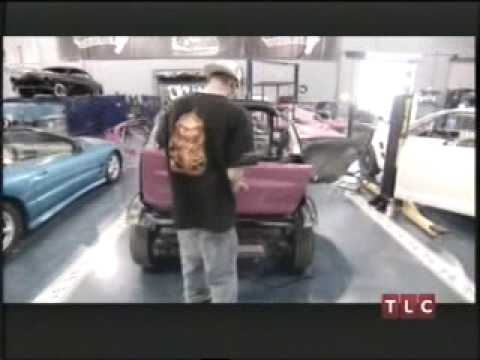 Tlc Custom Smart Car video