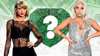 WHO'S RICHER? - Taylor Swift or Lady Gaga? - Net Worth Revealed! (2016)