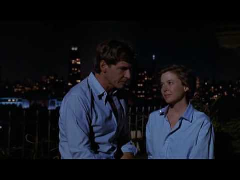 Regarding Henry, Harrison Ford love scene