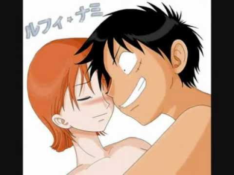One Piece - Nami X Ruffy