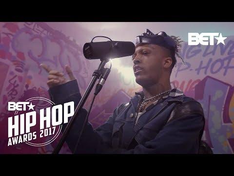 XXXTentacion Instabooth Freestyle   BET Hip Hop Awards 2017