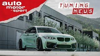 BMW M2 von Z-Performance: Frankensteins Monster - TUNING-NEWS |auto motor & sport