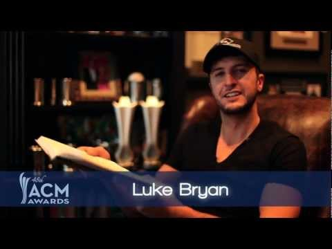 Luke Bryan Responds to Blake Shelton's 2013 ACM Awards Co-host Search