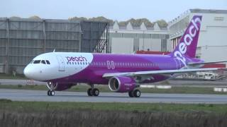 download lagu New A320 For Peach Aviation Landing + Taxi At gratis