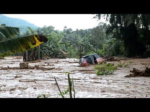 Sri Lanka: des disparus après un glissement de terrain