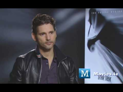 Eric Bana talks playing Nero in STAR TREK