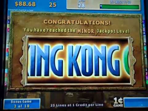 King Kong Cash Win