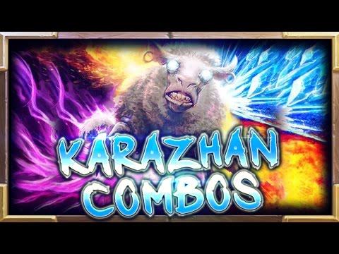 Best Of Karazhan Combos   Hearthstone