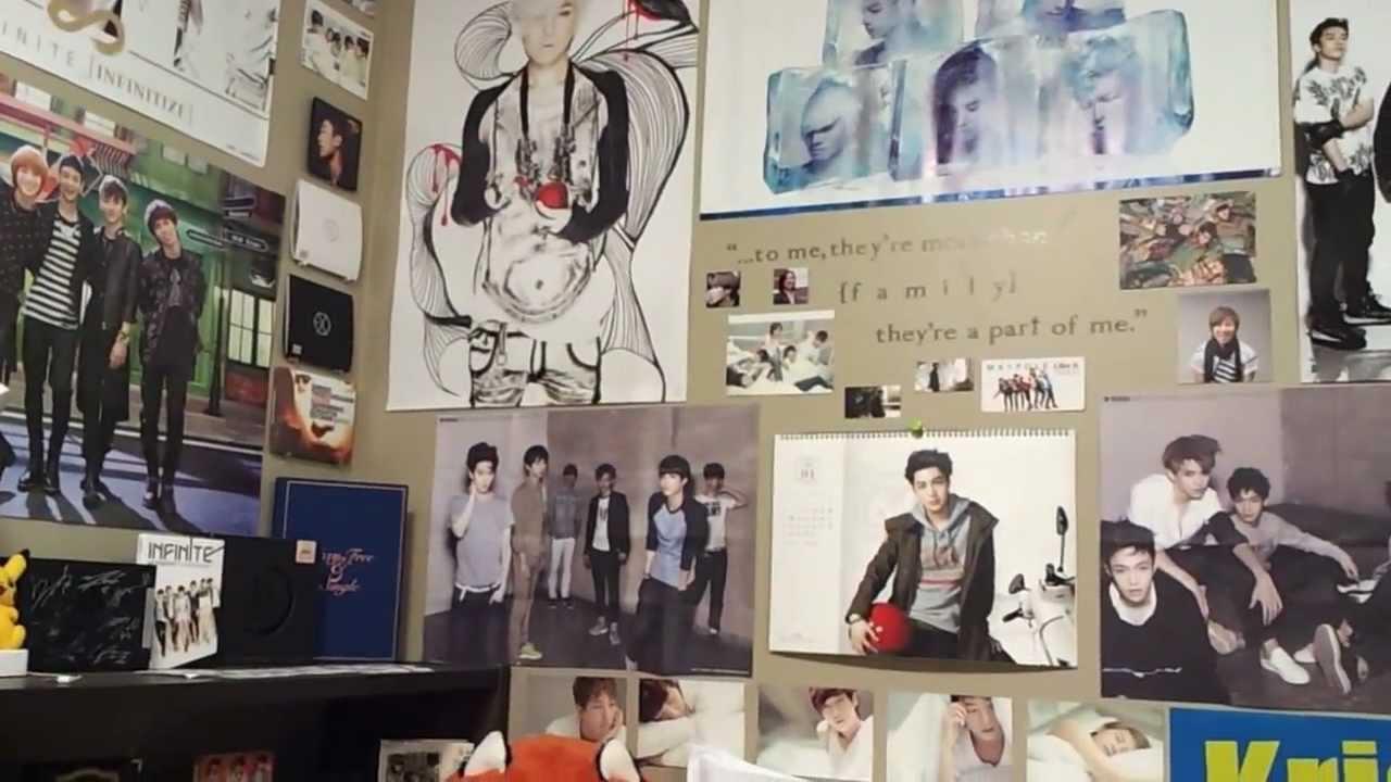 My Kpop Room - YouTube