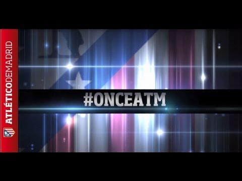 Liga 2013/14. Once del Atlético de Madrid para recibir al Almería #onceATM