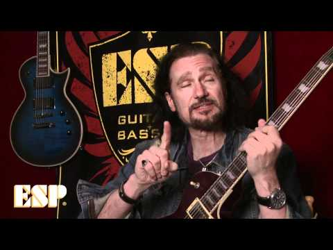 ESP Guitars: Bruce Kulick and the LTD EC-401