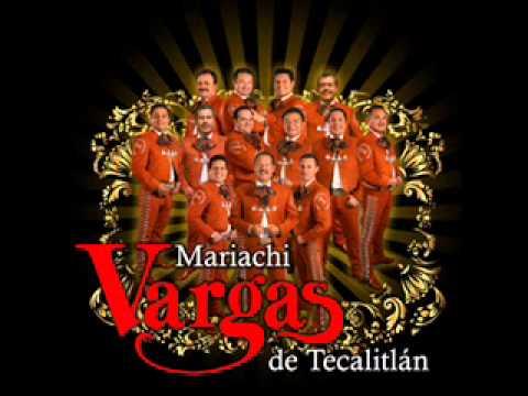 MARIACHI VARGAS DE TECALITLAN  SOLO UN SUSPIRO