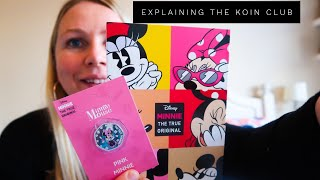 AD - Understanding how the Disney Koin Club collection works