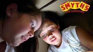 IT WORKED!! I Mailed Myself To Smyths Toy Store | Toys AndMe