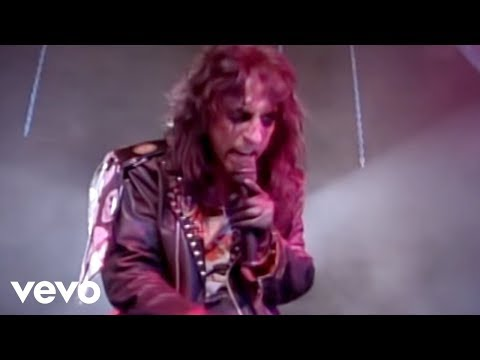 Alice Cooper - Only Women Bleed Live