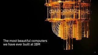 The Physics of AI (Sponsored by IBM Watson) - Dario Gil (IBM)