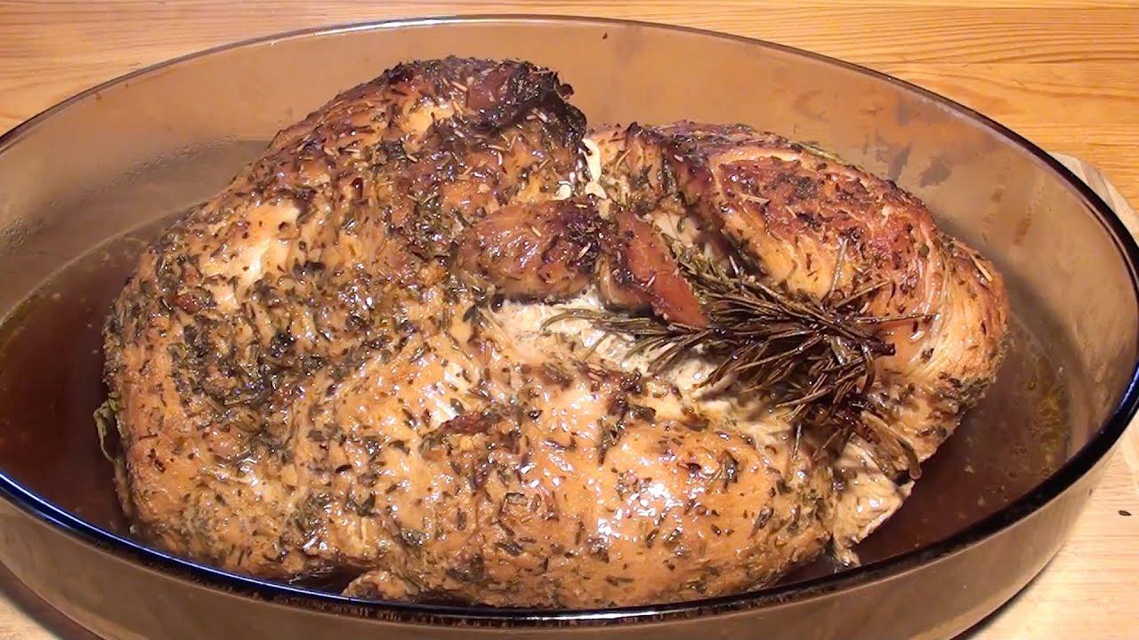 Рецепты из филе индейки в духовке в рукаве рецепт