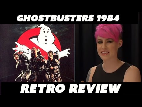 Ghostbusters: 30th Anniversary Re-Release 2014 Review : Retro Review