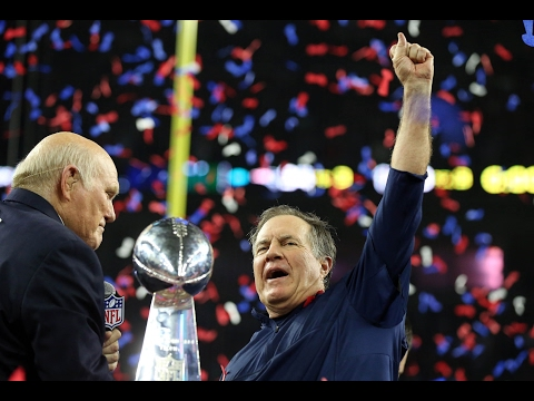 Boomer and Carton: Patriots huge comeback in the second half