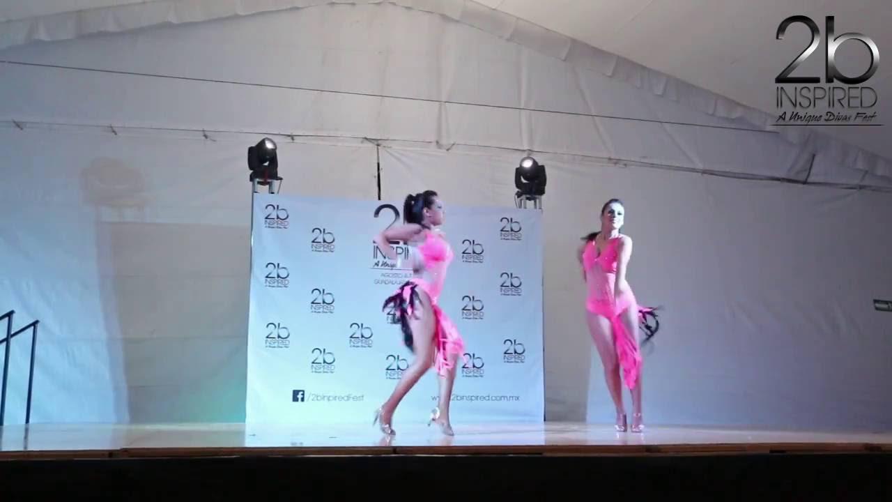 Deny Alexandra & Irassu Sanchez | 1er Lugar Salsa Dueto | 2b Inspired 2016