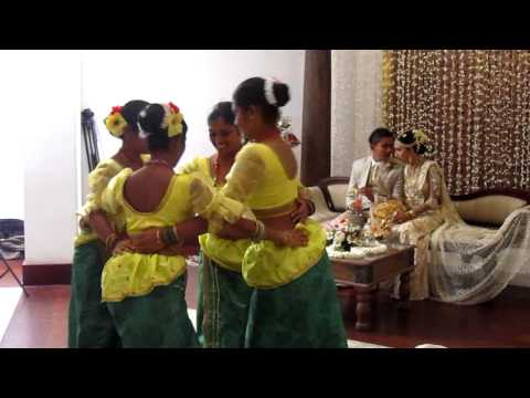Kula Gedarin Wedding Dance 0112744080 video