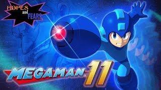 Mega Man 11 - Hopes and Fears