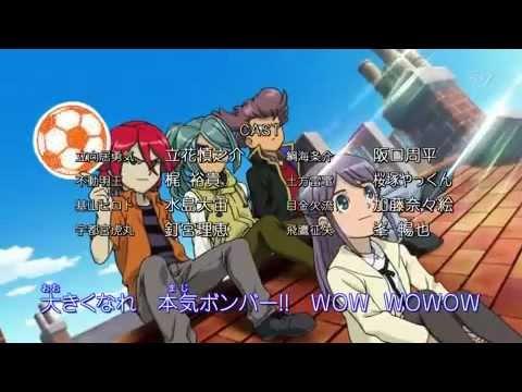 Inazuma Eleven Maji Bomber! video